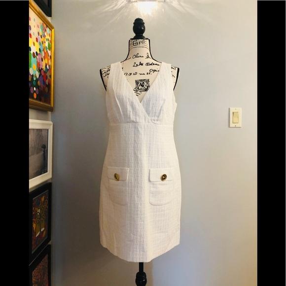 NWOT Michael Kors White Summer Dress